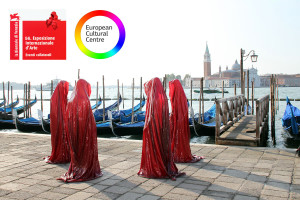 The European Cultural Centre - Venice Biennale- Personal Structures - Crossing Borders at Palazzo Bembo and Palazzo Mora - Global Art Affairs Foundation - Guardians of Time Manfred Kielnhofer